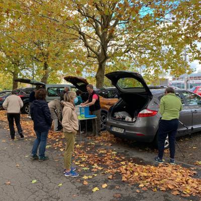 21 octobre 2020, Valmondois/Nesles la vallée