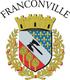 Blason franconville 80px