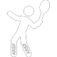 Tennis 80px