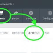 Wm exporter agenda